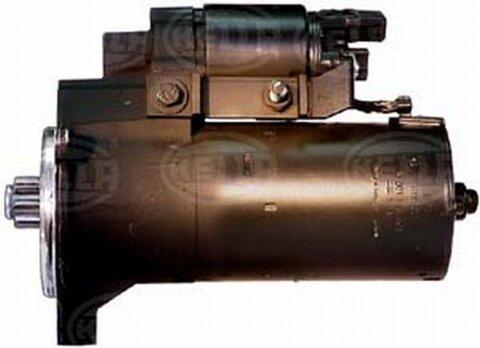 štartér HELLA - s redukcnou prevodovkou, 12V
