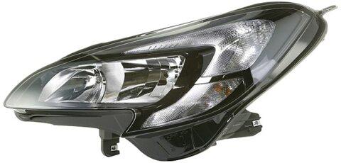 Hlavný svetlomet HELLA - W21/5W