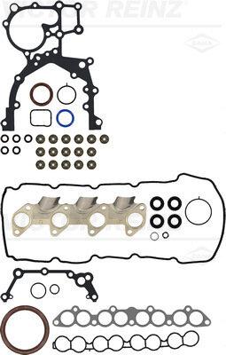 Kompletná sada tesnení motora VICTOR REINZ  -