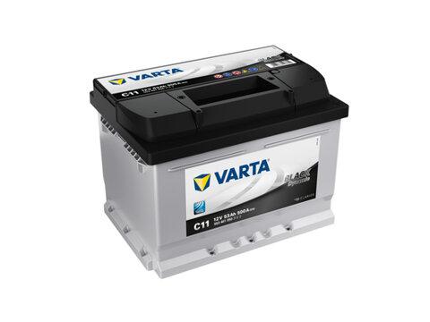 štartovacia batéria VARTA BLACK dynamic - 12V, 53Ah, 500A, 242mm