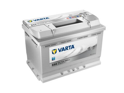 štartovacia batéria VARTA SILVER dynamic - 12V, 77Ah, 780A, 278mm