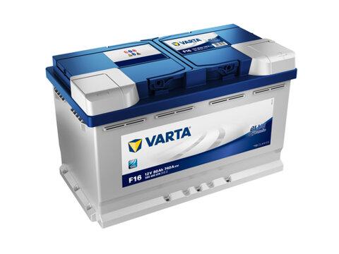 štartovacia batéria VARTA BLUE dynamic - 12V, 80Ah, 740A, 315mm