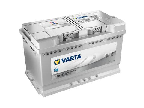 štartovacia batéria VARTA SILVER dynamic - 12V, 85Ah, 800A, 315mm