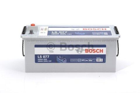 Napájacia batéria BOSCH SLI -  - 12V, 180Ah, 1000A, 513mm