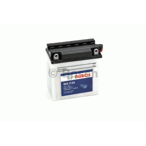 Motobatérie PDM BOSCH M4 Fresh Pack  - 12V, 9Ah, 85A, 136mm