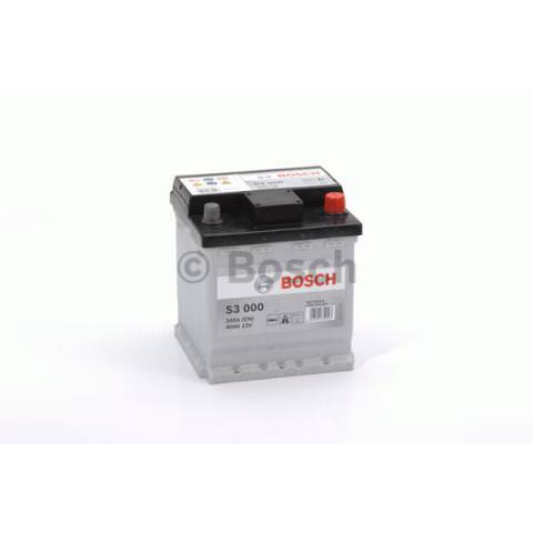 Autobatérie PDM BOSCH S3  - 12V, 40Ah, 340A, 175mm