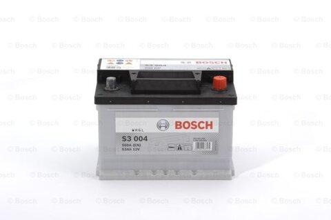 štartovacia batéria BOSCH S3 -  - 12V, 53Ah, 500A, 242mm