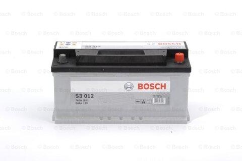 štartovacia batéria BOSCH S3 -  - 12V, 88Ah, 740A, 353mm