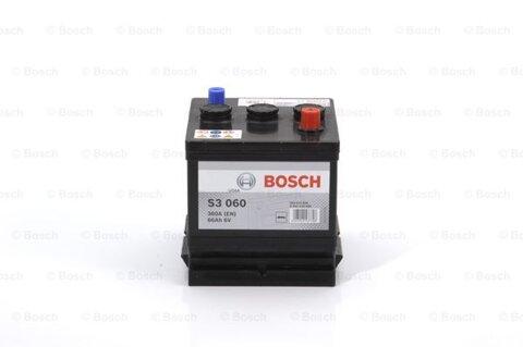 štartovacia batéria BOSCH S3 -  - 6V, 66Ah, 360A, 178mm