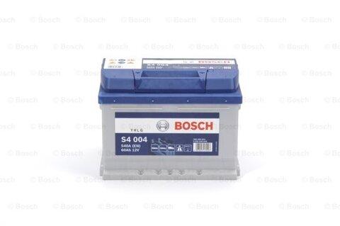 štartovacia batéria BOSCH S4 -  - 12V, 60Ah, 540A, 242mm