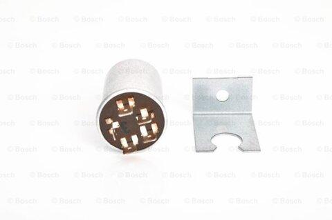 Prerušovač smerových svetiel BOSCH  -  - elektricky