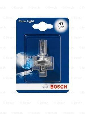 Žiarovky H7 BOSCH Pure Light  - 12V, 55W, H7, PX26d