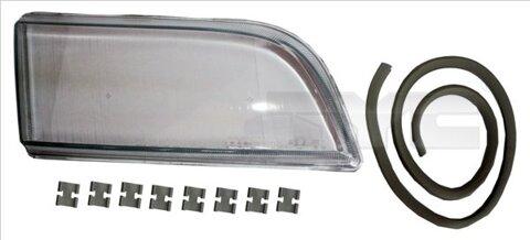 Rozptylové sklo reflektoru, hlavný svetlomet TYC  -  - H7/H7