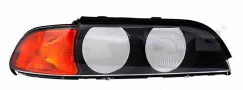 Rozptylové sklo reflektoru, hlavný svetlomet TYC  -