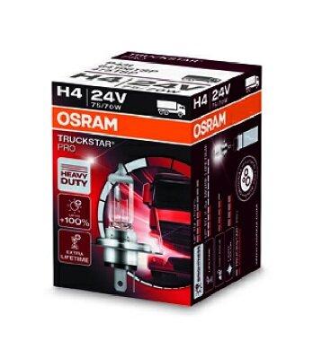 OSRAM TRUCKSTAR PRO H4 24V 75/70W TRUCKSTAR PRO