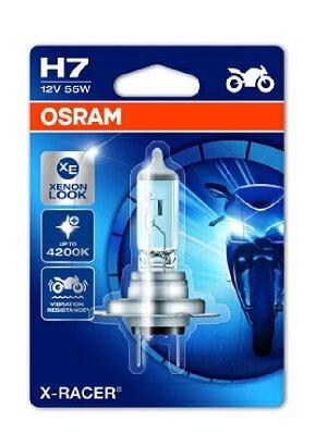 OSRAM X-RACER 64210XR-01B H7 MOTO X-Racer 55W 12V blister