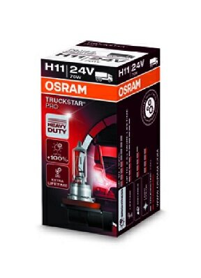 OSRAM TRUCKSTAR PRO H11 24V 70W PGJ19-2 TRUCKSTAR PRO box