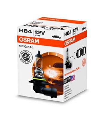 OSRAM ORIGINAL Original Line HB4 9006 12V 51W - 1ks