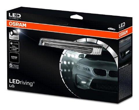 OSRAM LEDriving LG denné svietenie LEDriving LG LED DRL102, 5 rokov záruka