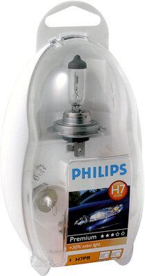 Sady žiaroviek PHILIPS Easy Kit  - H7, 12V