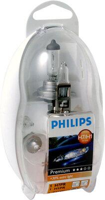 Sady žiaroviek PHILIPS Easy Kit  - H1/H7, 12V
