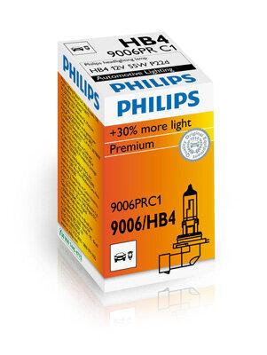 Žiarovky HB4 PHILIPS Vision  - HB4, 12V, 51W, P22d