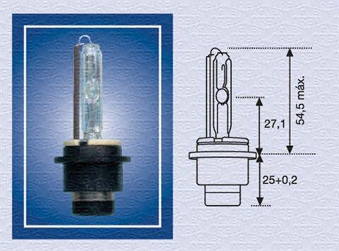 MAGNETI MARELLI  Plynová výbojka 85V 35W P32d-2 -