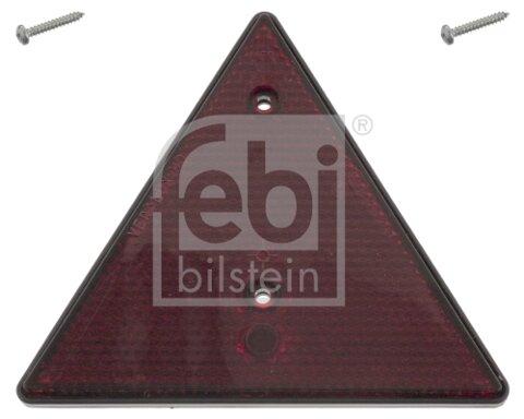Odrazka FEBI BILSTEIN  -  - 150mm, cervena, 0,1kg