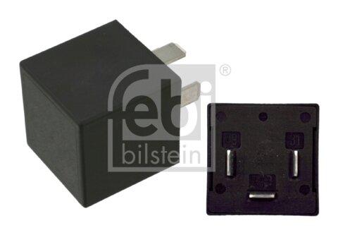 Prerušovač smerových svetiel FEBI BILSTEIN  -  - 12V, elektronicky, 0,032kg