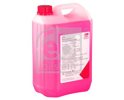 Nemrznúca kvapalina FEBI BILSTEIN  -  - cervena, 5l, 6,0kg