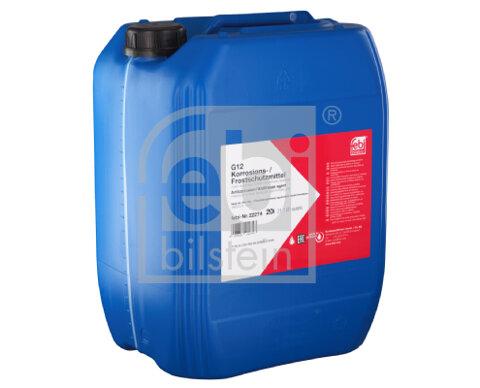 Nemrznúca kvapalina FEBI BILSTEIN  -  - cervena, 20l, 22,0kg