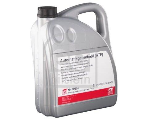 Prevodové oleje FEBI BILSTEIN  - cervena, 5l, 4,25kg