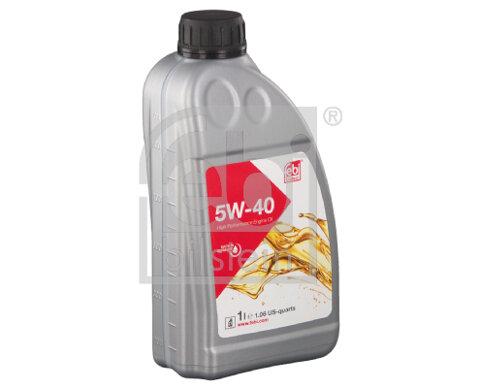 Motorové oleje FEBI FEBI BILSTEIN  - 1l, 5W-40, 0,952kg