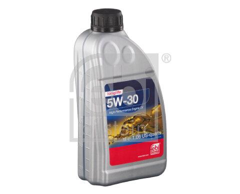 Motorové oleje FEBI FEBI BILSTEIN  - 1l, 5W-30, 0,948kg