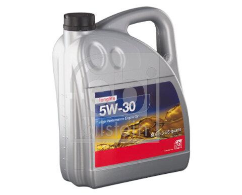 Motorové oleje FEBI FEBI BILSTEIN  - 5l, 5W-30, 4,261kg