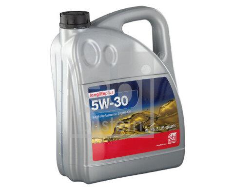 Motorové oleje FEBI FEBI BILSTEIN  - 5l, 5W-30, 4,265kg