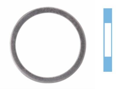 Tesniaci krúžok, vypúżżacia skrutka oleja CORTECO  -