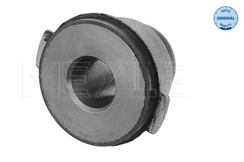 Uloženie nosníka nápravy MEYLE  -  - gumo-kovove ulozenie