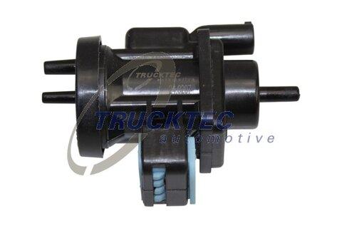Menič tlaku, Riadenie výfukových plynov TRUCKTEC AUTOMOTIVE  -  - cierny, elektro - pneumaticky