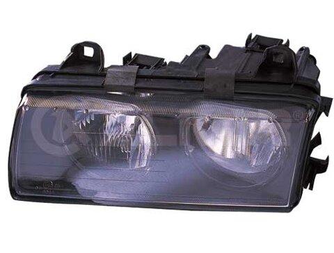 Hlavný svetlomet ALKAR - H7/H7, manualny