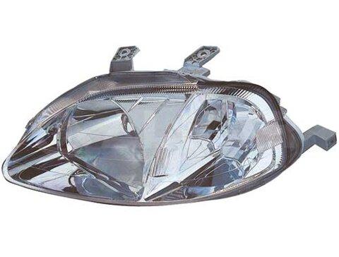 Hlavný svetlomet ALKAR - PY21W, elektricky