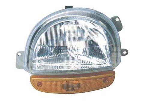 Hlavný svetlomet ALKAR - H4, manualny