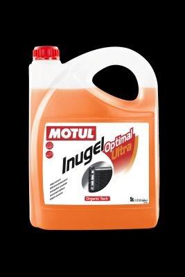 Nemrznúca kvapalina MOTUL INUGEL OPTIMAL ULTRA -  - 5l