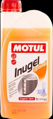 Nemrznúca kvapalina MOTUL INUGEL OPTIMAL -37C -  - 1l