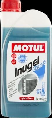 Nemrznúca kvapalina MOTUL INUGEL EXPERT -37C -  - 1l