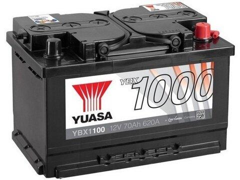štartovacia batéria YUASA YBX1000 CaCa Batteries - 12V, 540A, 65Ah, 278mm