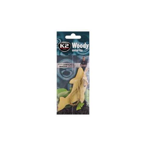 K2 WOODY DELFIN GREEN TEA