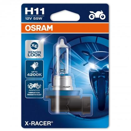 OSRAM  X-RACER H11 64211XR 55W blister