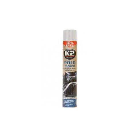 K2 POLO COCKPIT FRESH 750ml - spray na leštenie palubných dosiek