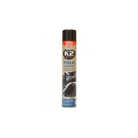 K2 POLO COCKPIT FAHREN 750ml - spray na leštenie palubných dosiek